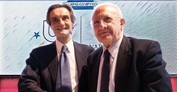 La Campania è la nuova Lombardia, ma nessuno ci fa propaganda