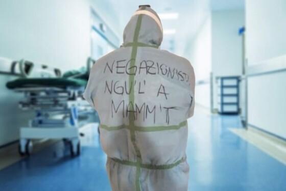 infermieri negazionisti
