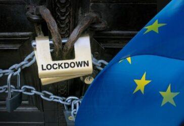 lockdown europa